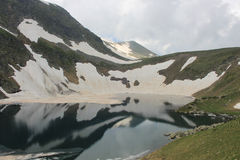 Rila mountain in Bulgaria Royalty Free Stock Images