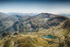 Rila Mountain, Bulgaria by Summer Royalty Free Stock Photo