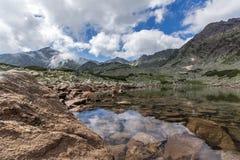 Rila Mountain, Musalenski Lakes Royalty Free Stock Image