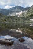 Rila Mountain, Musalenski Lakes Stock Photography
