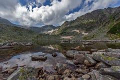 Rila Mountain, Musalenski Lakes Stock Photos