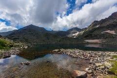 Rila Mountain, Musalenski Lakes Royalty Free Stock Images