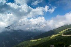 Rila Mountain, Yastrebets Stock Images