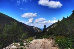 Rila Mountains Royalty Free Stock Photo