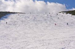 Rila mountains in Borovets, Bulgaria Stock Images