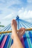 Rilassamento Fotografia Stock