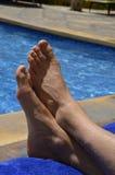 Rilassamento Fotografia Stock Libera da Diritti