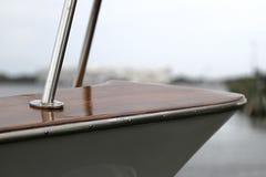 Rilassamento 2 della barca Fotografia Stock