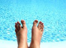 Rilassamento puro Fotografie Stock Libere da Diritti