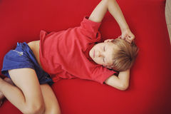 Rilassi Fotografia Stock