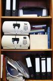 Rilegature volanti fotografia stock