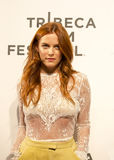 Riley Keough Photographie stock