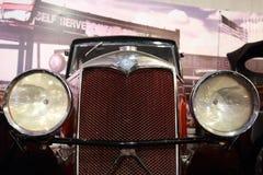 Riley Monaco Car Front Hood ed ornamenti Immagini Stock