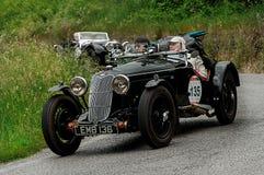 RILEY Sprite RAC Rally  1938 Royalty Free Stock Photography
