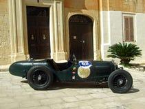 1934 Riley TT Sprite Bieżny samochód obraz royalty free