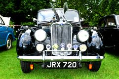 Riley vintage car Stock Photos