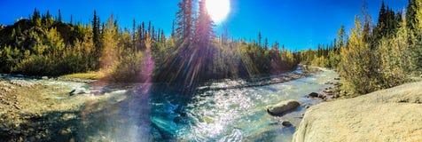 Riley zatoczka Alaska Zdjęcie Stock