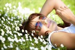 Rilievo di estate fotografia stock