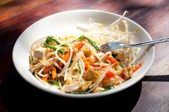 Rilievo tailandese - piatto del cittadino della Tailandia Immagine Stock Libera da Diritti
