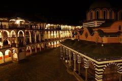 Rilski Monastyr Royalty-vrije Stock Foto's