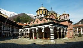 rilski monatery церков Стоковая Фотография