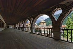 Rilsky Kloster Stockbilder