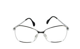 Rim of eyeglasses Royalty Free Stock Photos