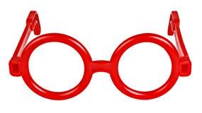 Rim glasses isolated on white Stock Image