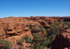 Rim of Kings Canyon Stock Image