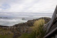 Rim National Park pacifico, isola di Vancouver Immagine Stock