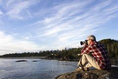 Rim National Park Reserve pacífico Foto de archivo libre de regalías