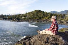 Rim National Park Reserve Pacifique Photographie stock libre de droits