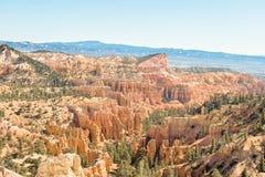 Rim Trail, Bryce Canyon National Park, UT Stock Image