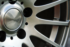 Rim of a wheel Stock Photo