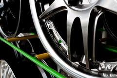 Rim wheel Royalty Free Stock Images