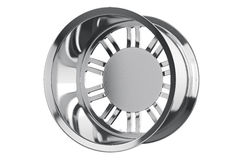 Rim wheel alloy Royalty Free Stock Images