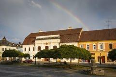 Rimavska Sobota, Словакия стоковые фотографии rf
