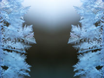 Rime. Frame. Element of design Stock Photography