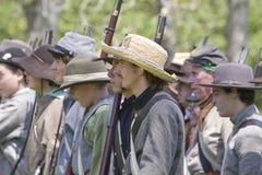 Rimessa in vigore 3058 di guerra civile dell'HB Fotografia Stock Libera da Diritti