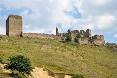 The Rimetea Fortress Royalty Free Stock Images