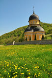 Rimetea orthodox monastery Royalty Free Stock Image