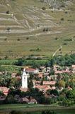 Rimetea village. Transylvania, Romania Royalty Free Stock Image