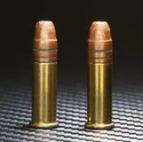 Rimfire cartridges Royalty Free Stock Photo