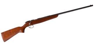 Rimfire rifle Royalty Free Stock Photography