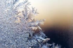 rimfrost Fotografering för Bildbyråer