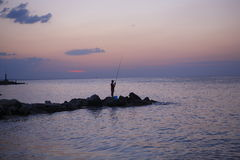 Rimini Fotografia Stock Libera da Diritti