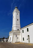 Rimini - Ancient Lighthouse Royalty Free Stock Photography