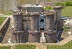 Rimini - Castle Nuovo Stock Photos