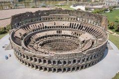 Rimini - Colosseum model Royalty Free Stock Photography