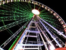 Rimini Ferris Wheel Stockbild